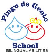 Escolinha Pingo de Gente Logo